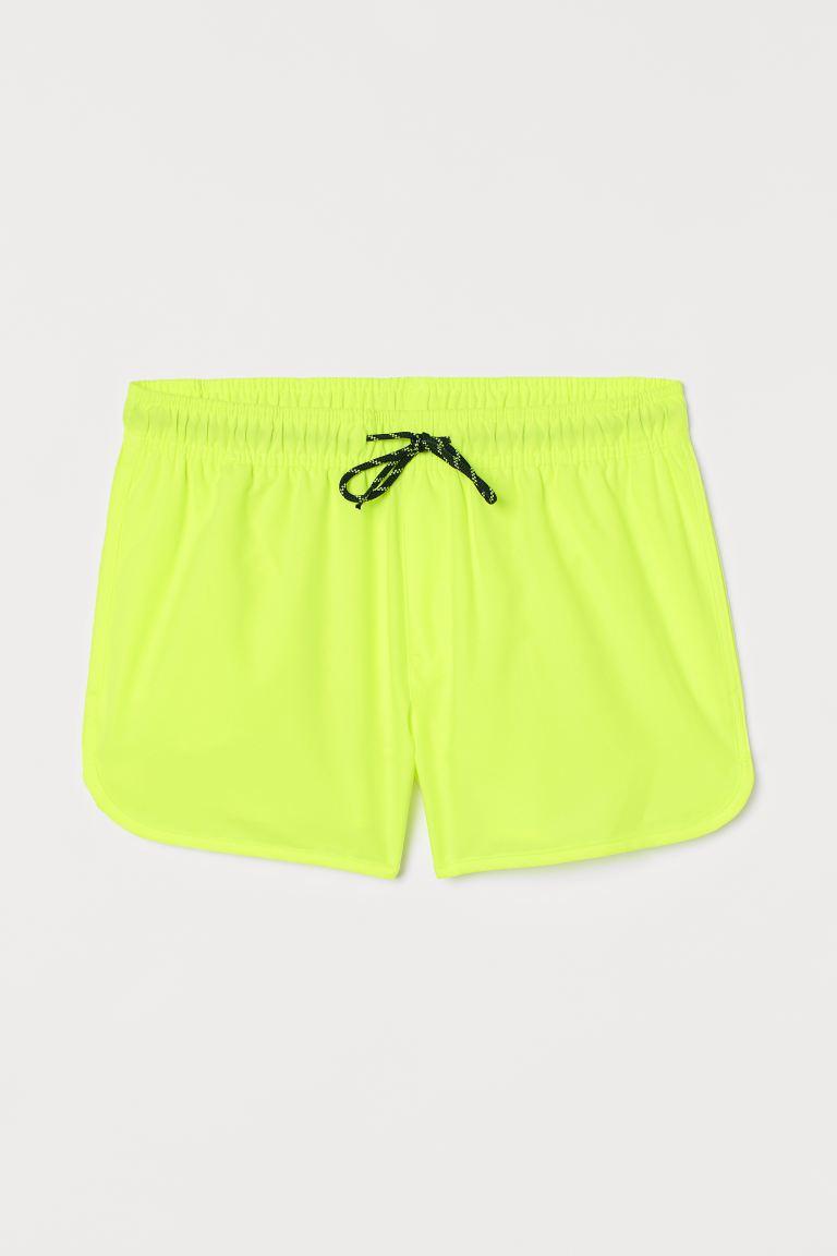 Short Swim Shorts