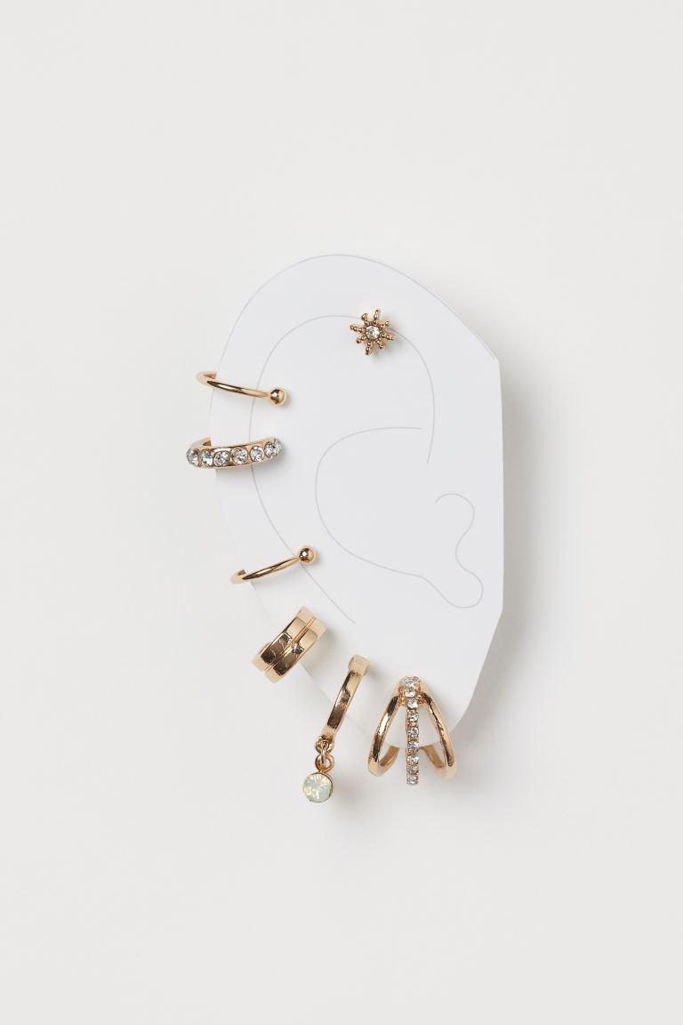 Earrings and Ear Cuffs