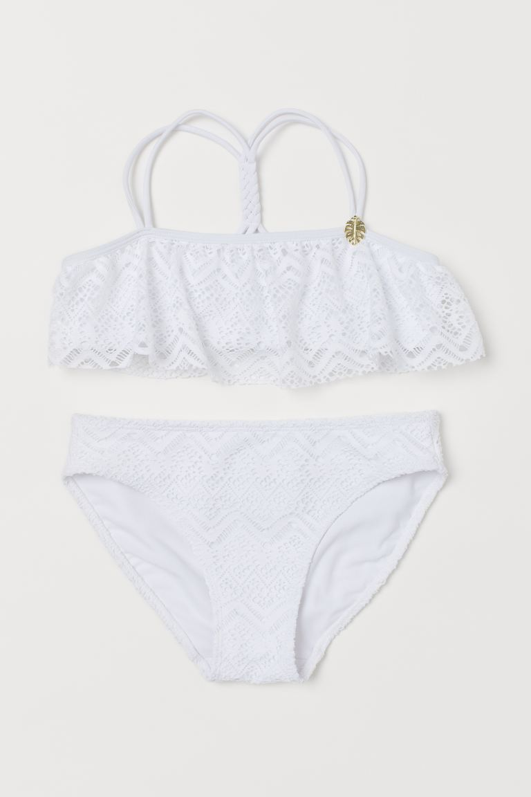 Flounced Bikini