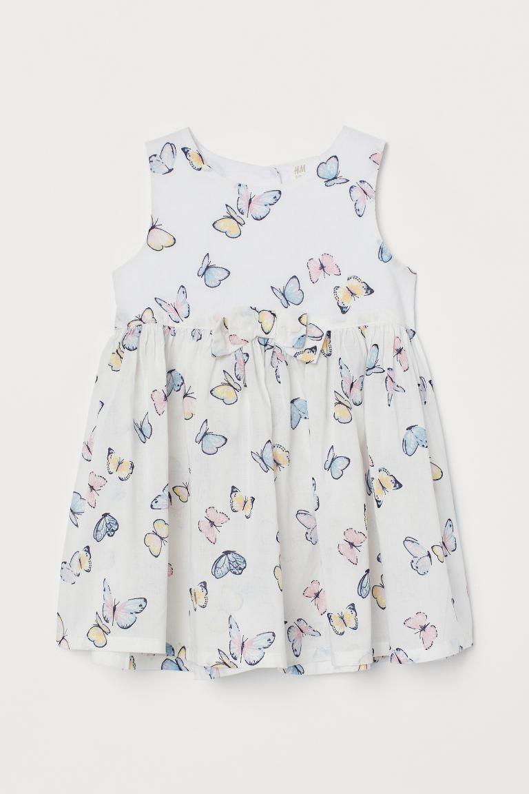 Circle-cut Dress