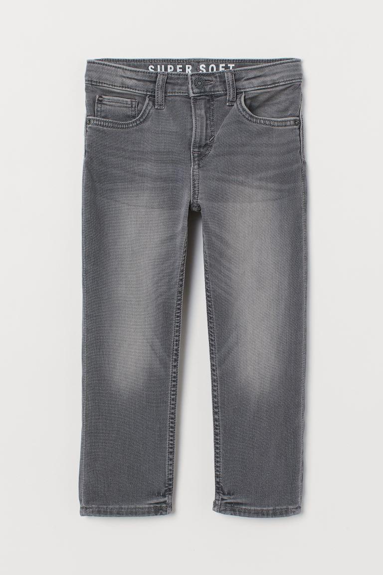 Slim Fit Super Soft Jeans