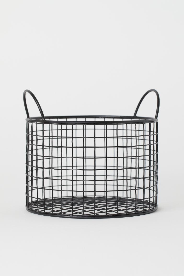 Round Metal Wire Basket