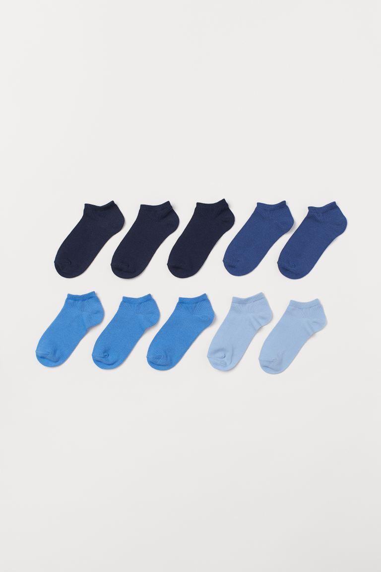 10-pack Ankle Socks