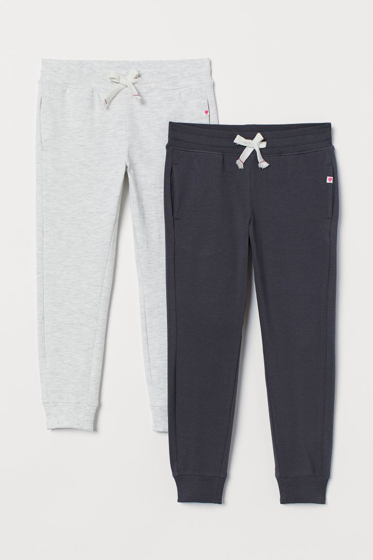2-pack Jersey Joggers