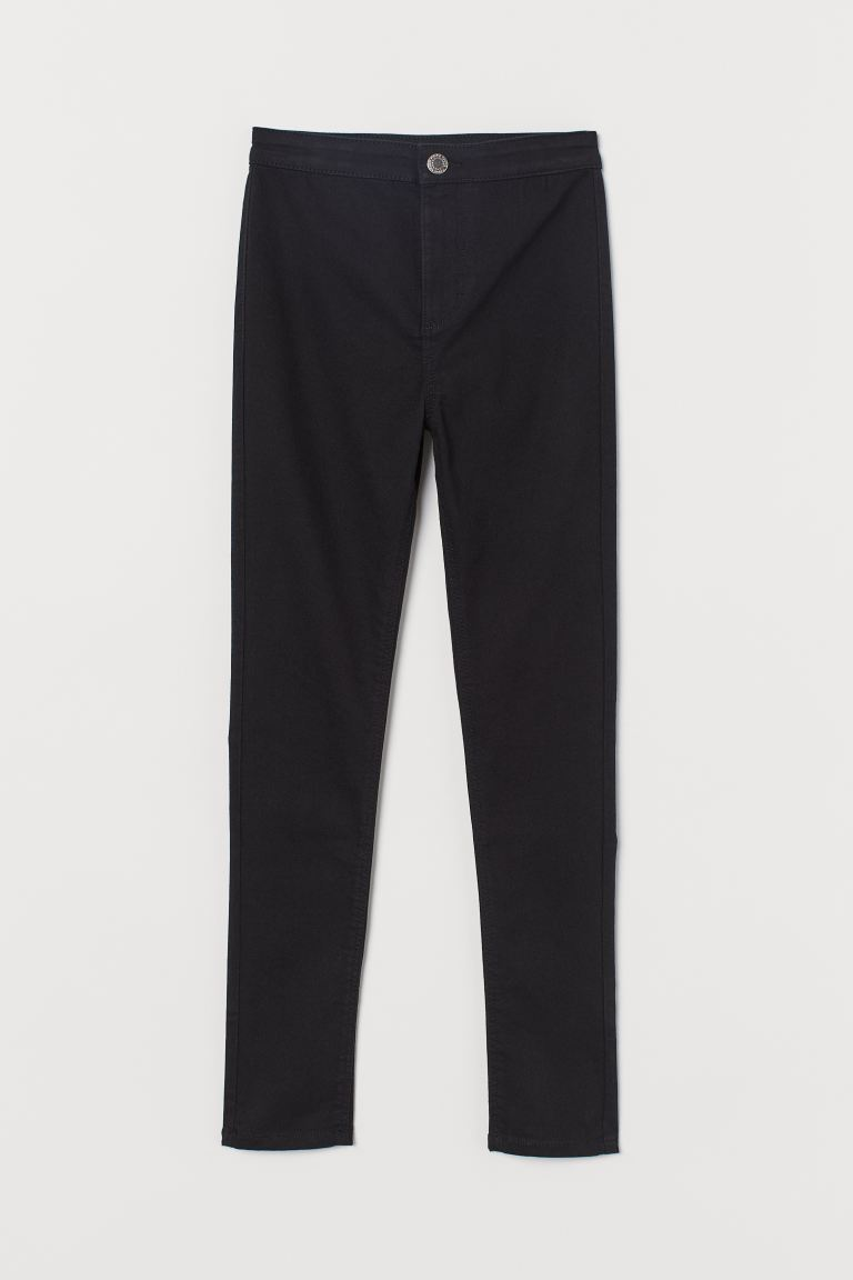 Generous Fit Twill Pants