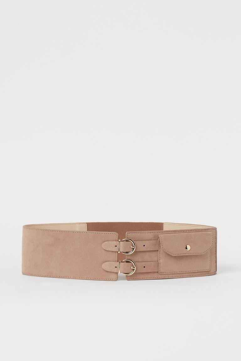 Pocketed Waist Belt