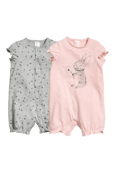 pijamas beb comprar ropa reci n nacido online h m es. Black Bedroom Furniture Sets. Home Design Ideas