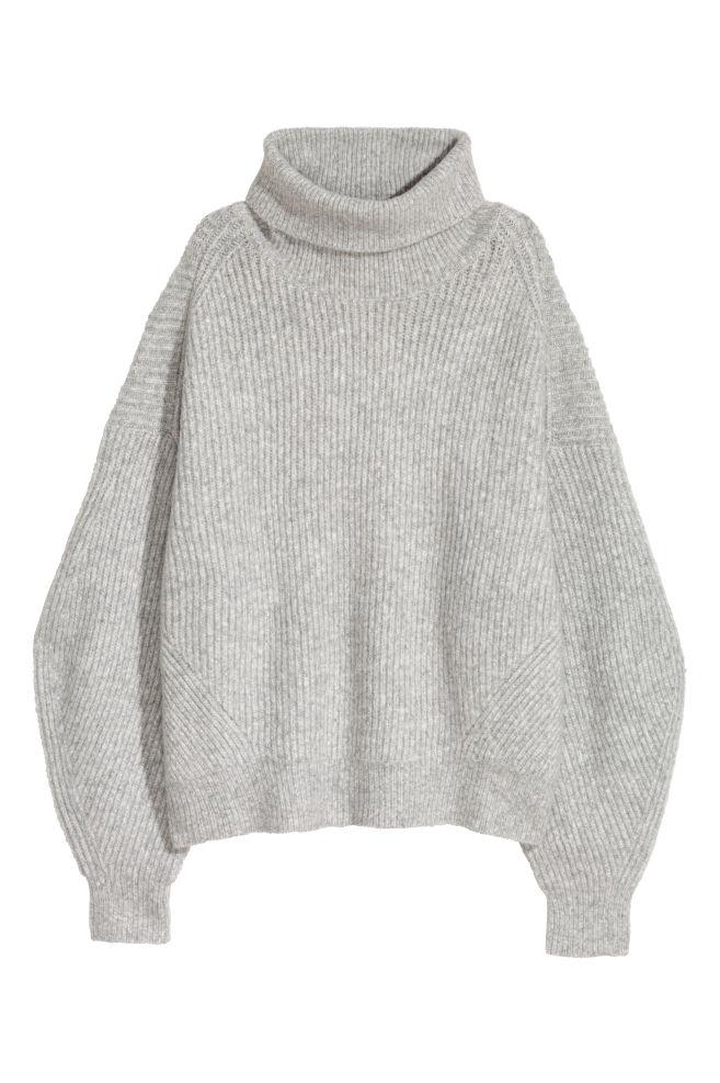 Pull - Gris clair - FEMME | H&M FR 2
