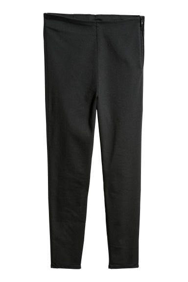 Petite fit Stretch trousers Model