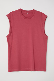 Vest top Regular fit