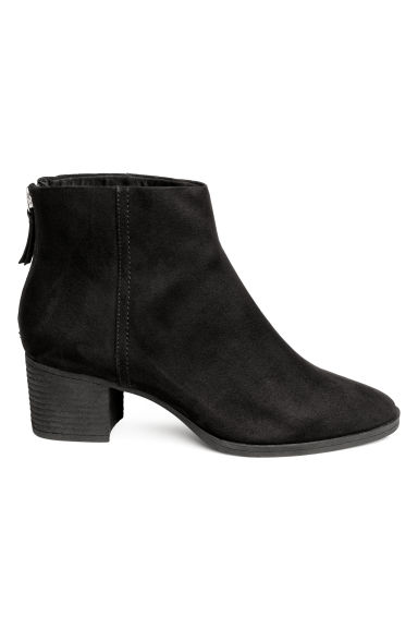Bottines - Noir -  | H&M FR