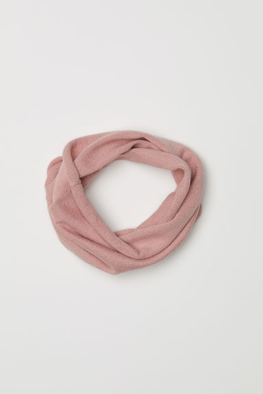 Tube scarf - Light apricot - Kids | H&M