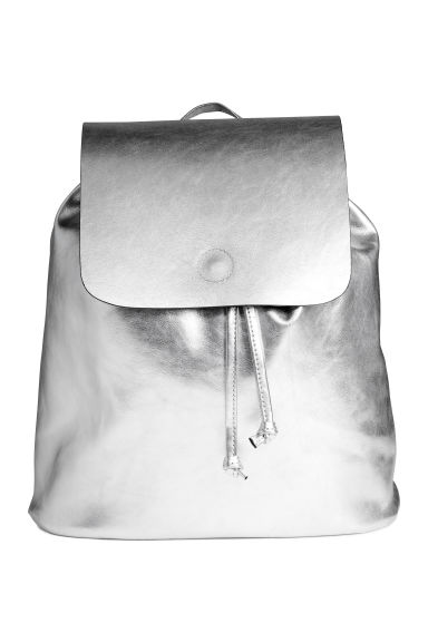Backpack - Silver -  | H&M GB