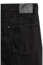 Straight Jeans - Black - Men | H&M CN 2