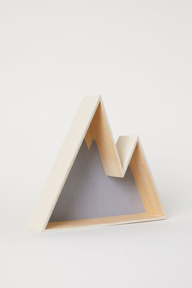 Plywood shelf - Beige/Plywood - Home All | H&M CN