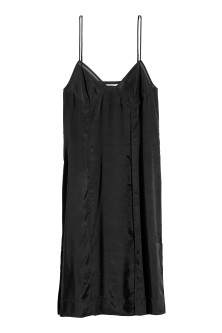 Airy Lyocell-blend Dress