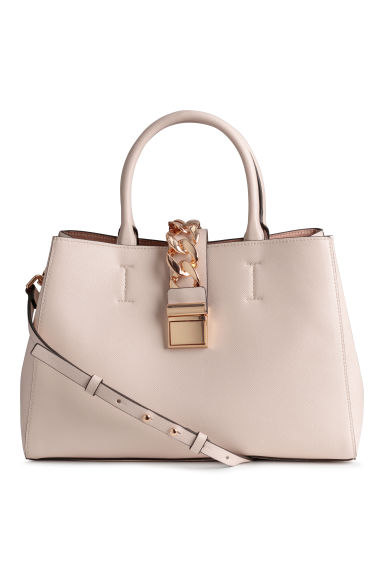 Small handbag - Powder beige - Ladies | H&M CN
