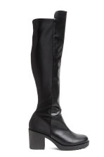 Knee-high boots - Black -  | H&M GB 1