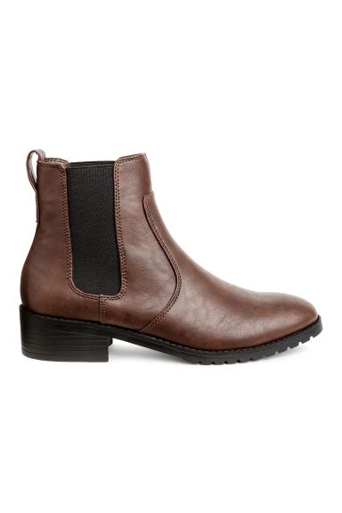 Chelsea boots - Dark brown - Ladies | H&M CN 1