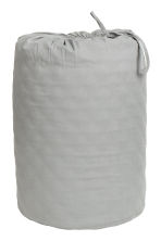 Quilted bedspread single - Beige/Grey - Home All | H&M CN 2
