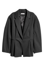 Blazer - Zwart - DAMES | H&M BE 2
