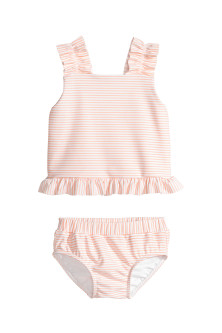 Tankini with Ruffles