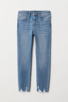 Relaxed Skinny Fit Jeans