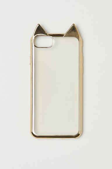 Cover per iPhone 6/7 - Dorato - DONNA | H&M IT