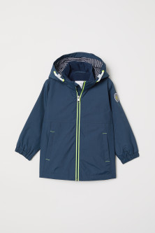 Outdoor Jacket with Hood