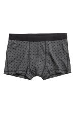 3-pack trunks - Dark grey - Men | H&M 5