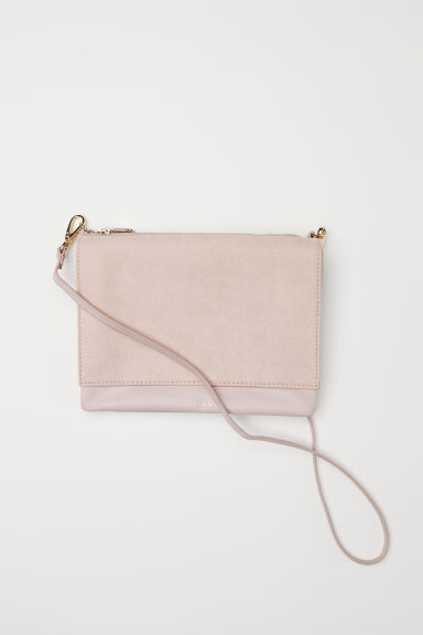 Small shoulder bag - Powder pink -  | H&M