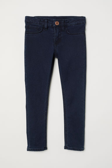 Superstretch Skinny Fit Jeans - Blu scuro -  | H&M IT
