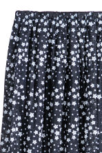 Lace skirt - Dark blue/Stars - Ladies | H&M 3