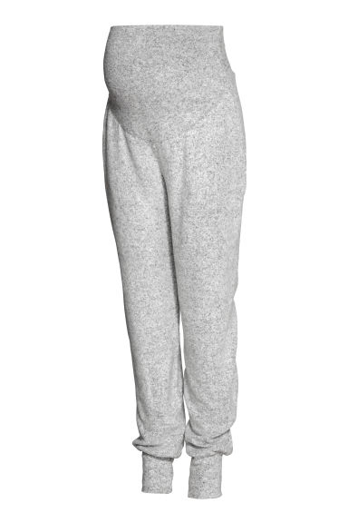 MAMA Joggers - Grey marl - Ladies | H&M