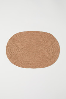 Oval Jute Placemat