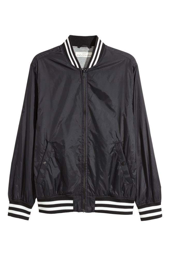Nylon Baseball Jacket Designer Jackets