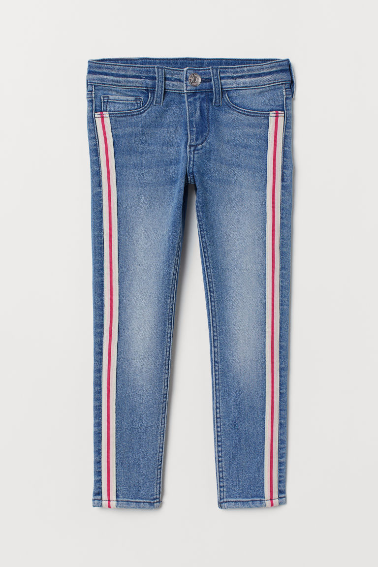 Superstretch Skinny Fit Jeans - Denim blue - Kids | H&M GB