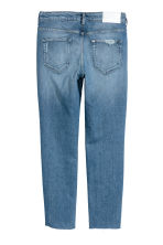 H&M+ Slim Regular Ankle Jeans - 丹寧藍 - Ladies | H&M 2