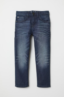 Super Soft Slim Fit Jeans
