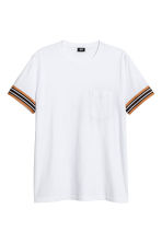 T-shirt - White - Men | H&M IE 2
