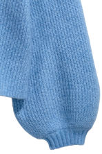 Mohair-blend jumper - Light blue - Ladies | H&M 3