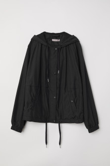 H&M+ Hooded Jacket