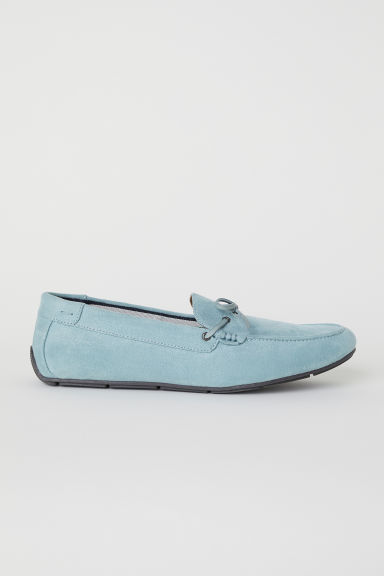 Loafers - Light turquoise - Men | H&M CN