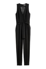 Jumpsuit - Black - Ladies | H&M CN 2