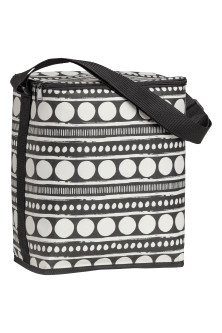 Patterned cool bag
