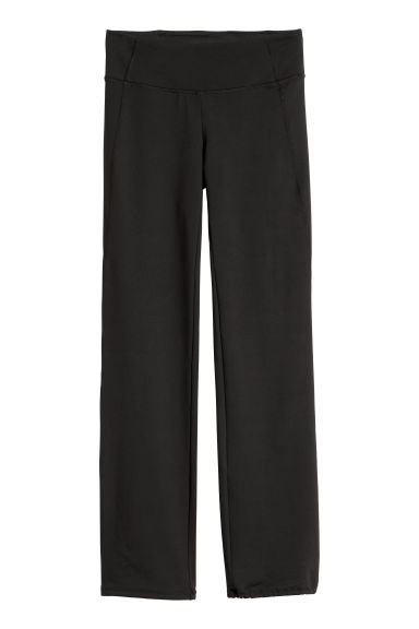 Sports trousers - Black - Ladies | H&M CN