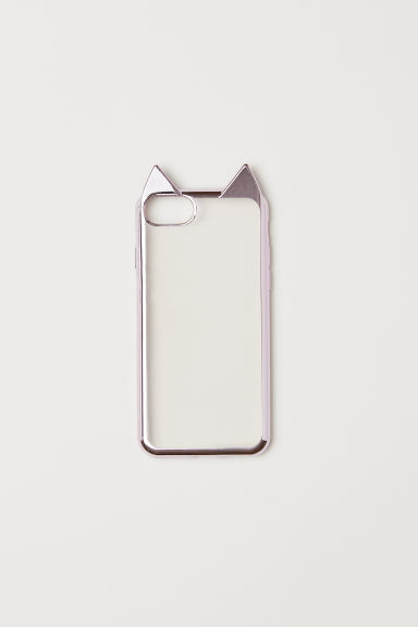 Cover per iPhone 6/7 - Viola chiaro/metallizzato - DONNA | H&M IT