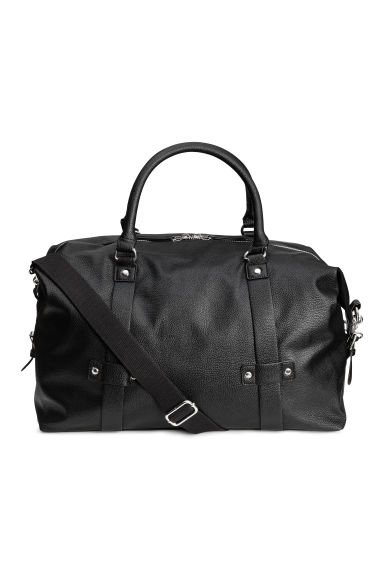 Weekend bag - Black - Men | H&M IE
