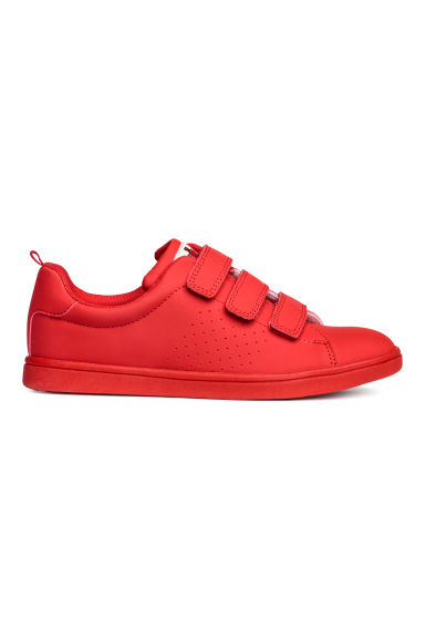 Trainers - Bright red - Kids | H&M CN
