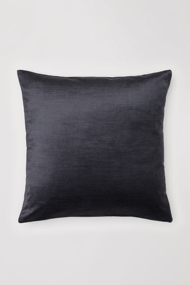 Copricuscino in velluto - Nero - HOME | H&M IT